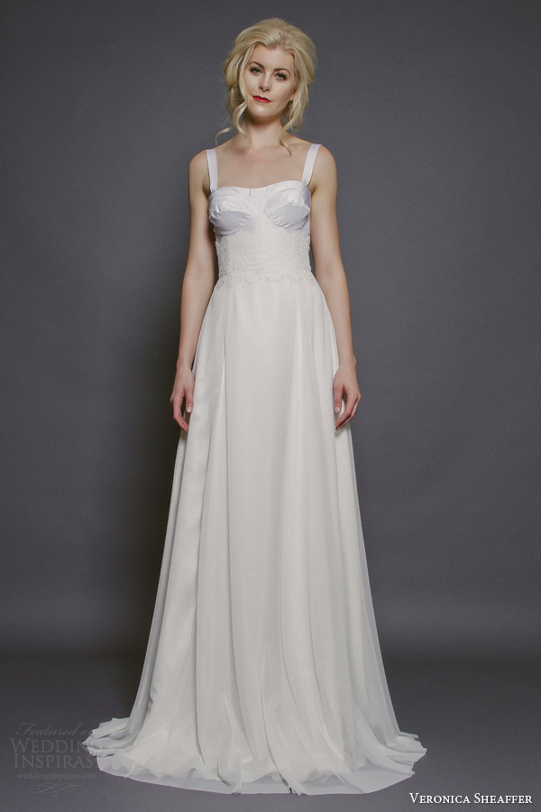 veronica sheaffer bridal fall 2014 wisteria wedding dress cap sleeveless straps