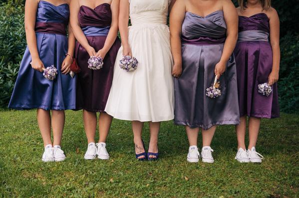 Purple Bridesmaid Style Fashion Ideas http://www.cassandralane.co.uk/