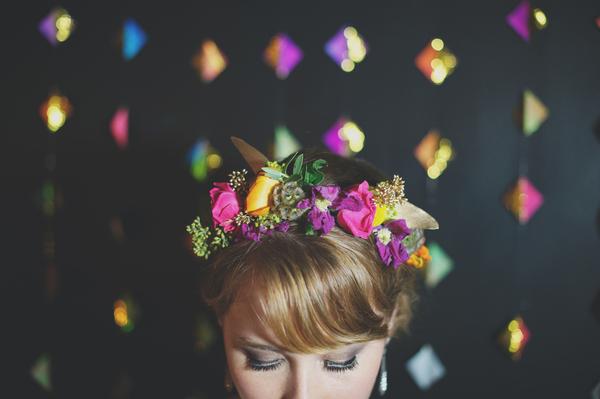 Floral Circlet http://www.rebeccadouglas.co.uk/