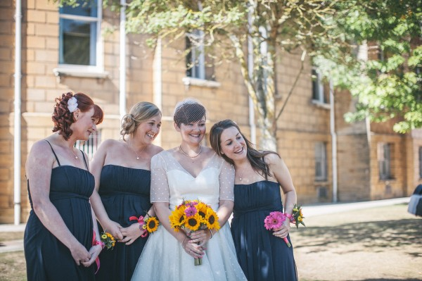 Navy Bridesmaid Dresses http://www.emmalucyphotography.com/