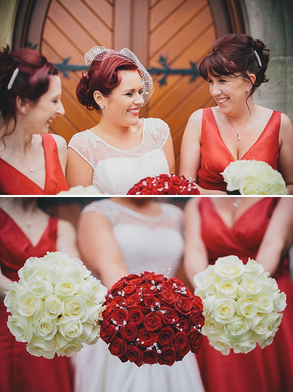 red bridesmaid dresses http://www.epiclovephotography.com/