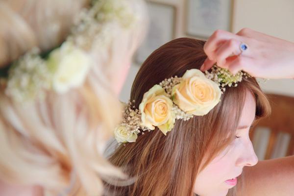 Rose Headdress https://www.facebook.com/MegJenkinsPhotography