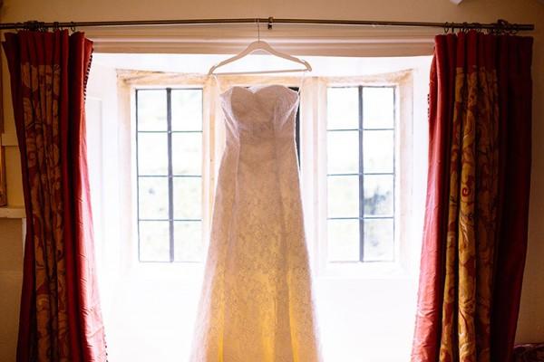 Classic Country House Wedding Forget Me No Designs Dress http://joseph-hall.com/