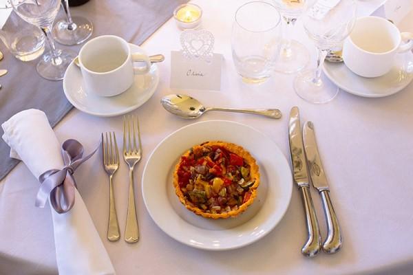 Classic Country House Wedding Food http://joseph-hall.com/
