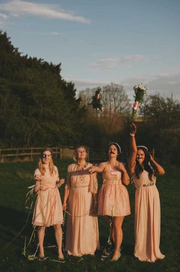 Peach Bridesmaids http://www.nabeelscamera.com/