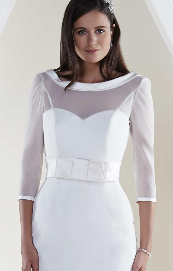 Sassi Holford 2014 Paloma jacket & Paola belt