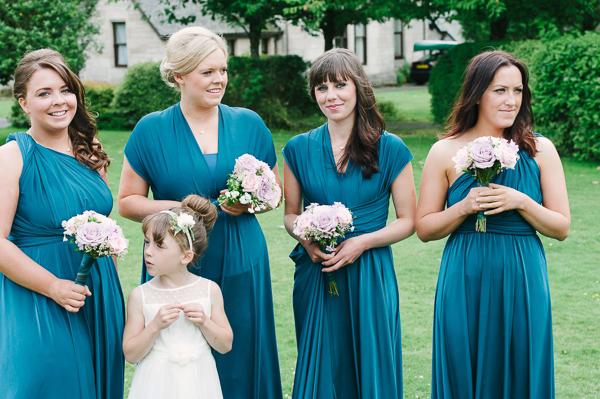 Green Bridesmaids Ideas Teal http://struvephotography.co.uk/