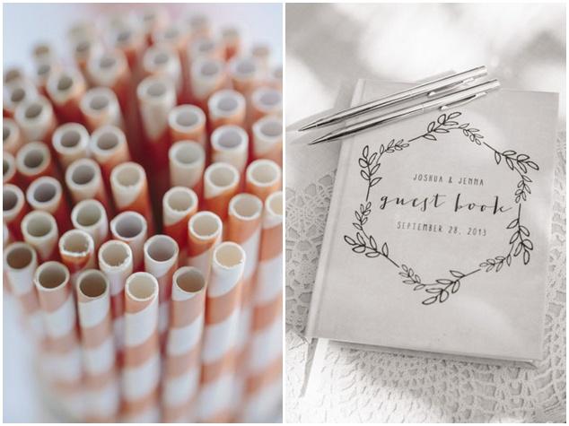Sweet Rustic Wedding with DIY Details | Matthew James Photography | Bridal Musings Wedding Blog 00