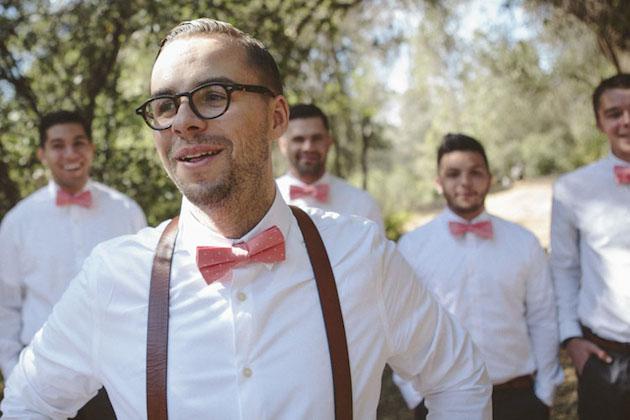 Sweet Rustic Wedding with DIY Details | Matthew James Photography | Bridal Musings Wedding Blog 04