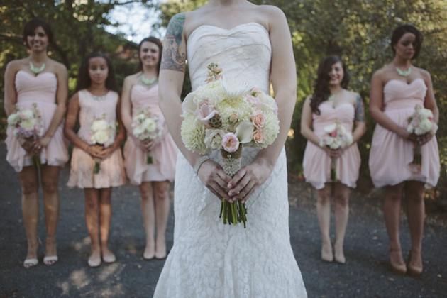 Sweet Rustic Wedding with DIY Details | Matthew James Photography | Bridal Musings Wedding Blog 12