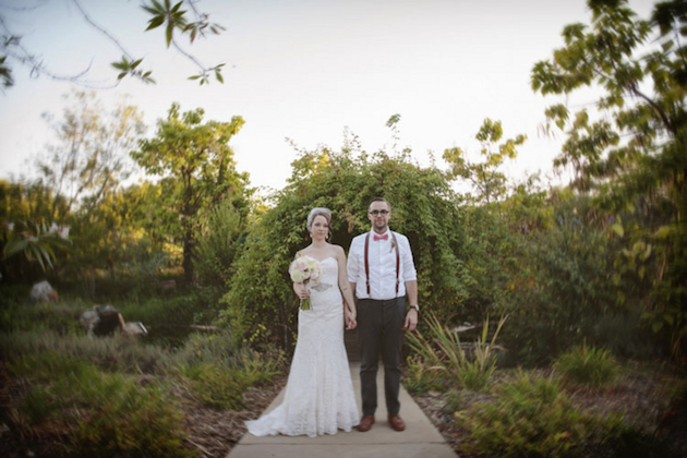 Sweet Rustic Wedding with DIY Details | Matthew James Photography | Bridal Musings Wedding Blog 17