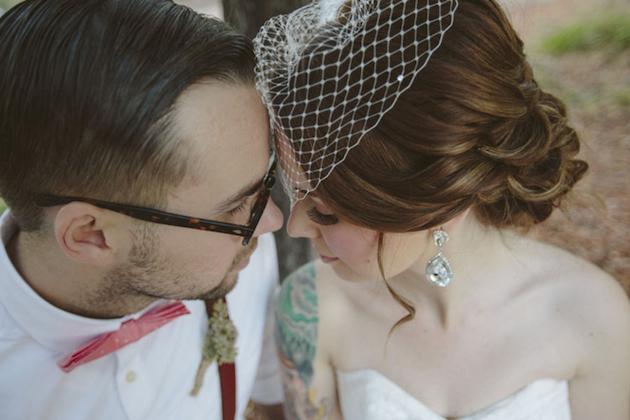 Sweet Rustic Wedding with DIY Details | Matthew James Photography | Bridal Musings Wedding Blog 18