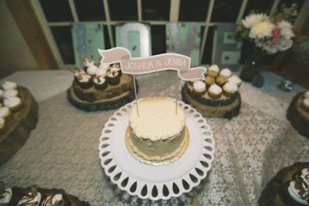 Sweet Rustic Wedding with DIY Details | Matthew James Photography | Bridal Musings Wedding Blog 20