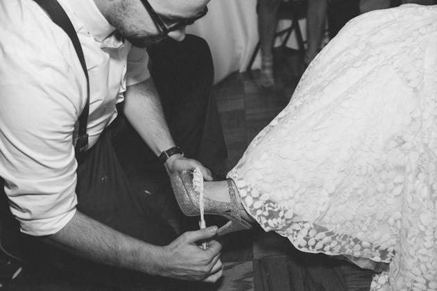 Sweet Rustic Wedding with DIY Details | Matthew James Photography | Bridal Musings Wedding Blog 25