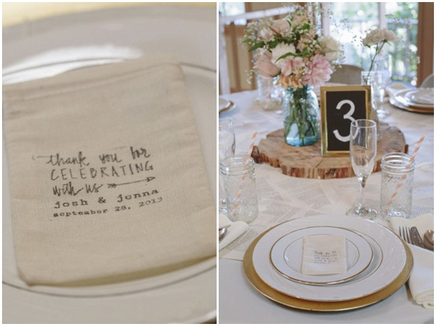 Sweet Rustic Wedding with DIY Details | Matthew James Photography | Bridal Musings Wedding Blog 28