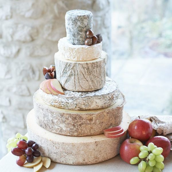 How To Make a Cheese Wheel Wedding Cake | Top Tips from Courtyard Dairy | Bridal Musings Wedding Blog12