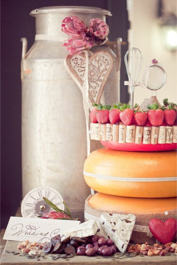 How To Make a Cheese Wheel Wedding Cake | Top Tips from Courtyard Dairy | Bridal Musings Wedding Blog5