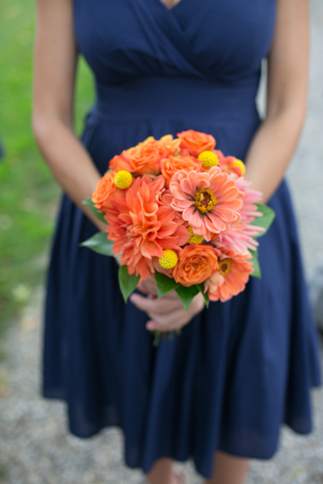 Orange and Yellow Garden Wedding | Brae Howard Photography | Bridal Musings Wedding Blog 18