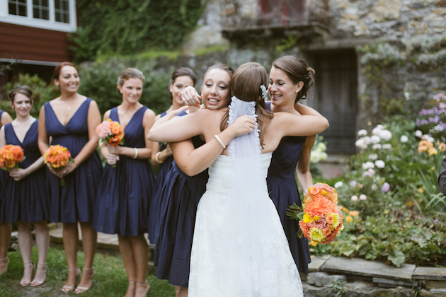 Orange and Yellow Garden Wedding | Brae Howard Photography | Bridal Musings Wedding Blog 34