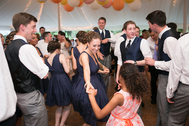 Orange and Yellow Garden Wedding | Brae Howard Photography | Bridal Musings Wedding Blog 40