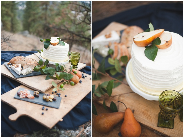 Stunning Mountainside Elopement | Tonie Christine Photography | Bridal Musings Wedding Blog2