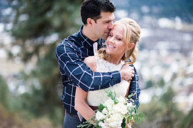 Stunning Mountainside Elopement | Tonie Christine Photography | Bridal Musings Wedding Blog22