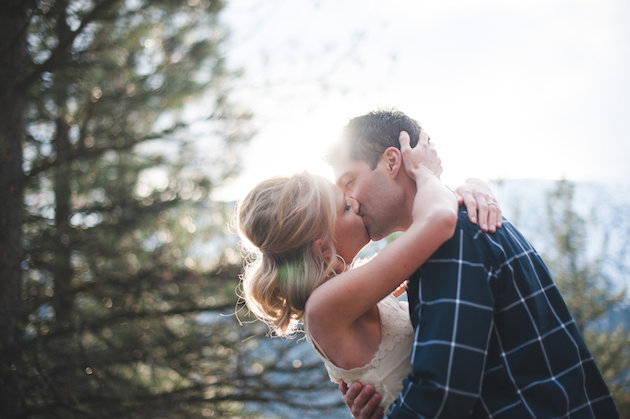 Stunning Mountainside Elopement | Tonie Christine Photography | Bridal Musings Wedding Blog25