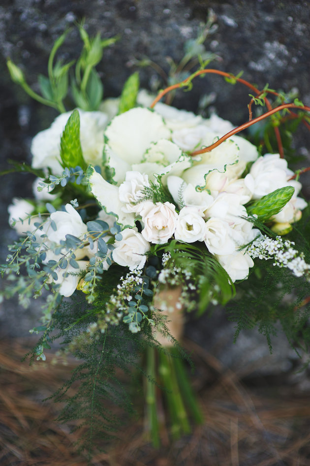 Stunning Mountainside Elopement | Tonie Christine Photography | Bridal Musings Wedding Blog29