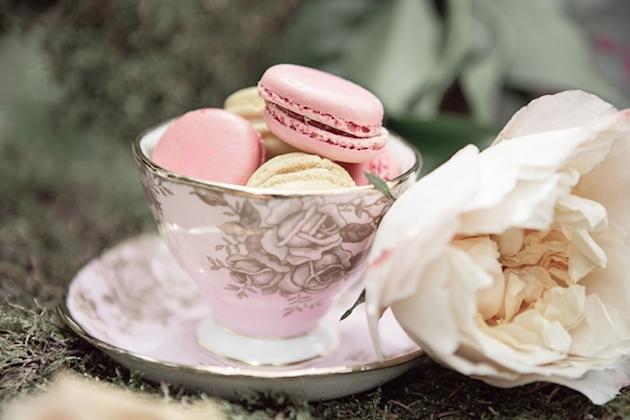 Flower-Filled Woodland Wedding Inspiration | Cristina Rossi Photography | Bridal Musings Wedding Blog 2