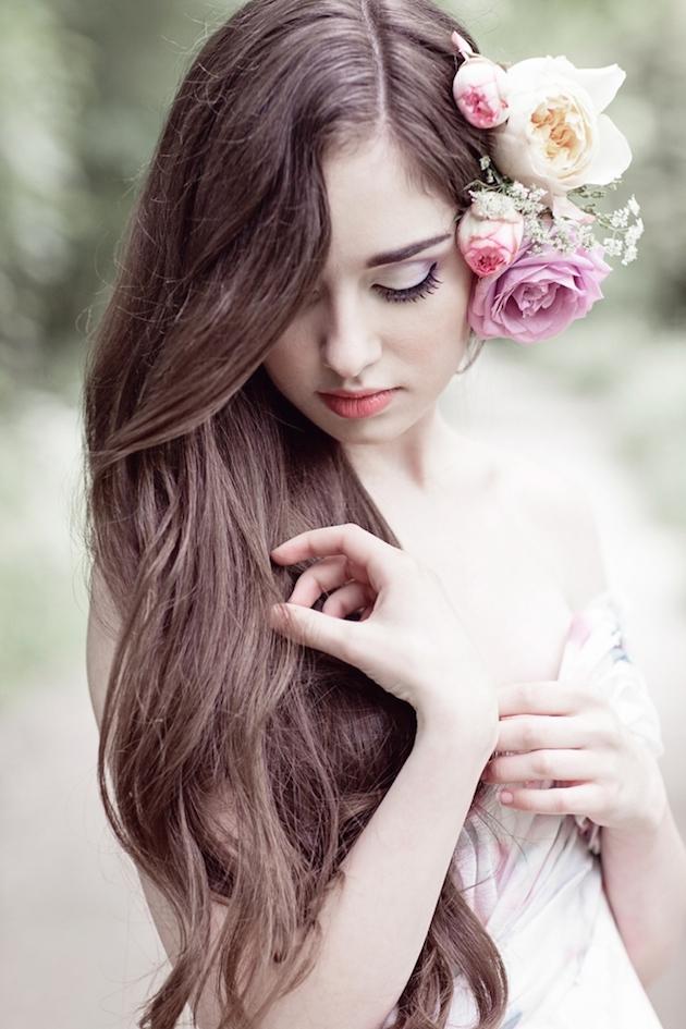 Flower-Filled Woodland Wedding Inspiration | Cristina Rossi Photography | Bridal Musings Wedding Blog 24