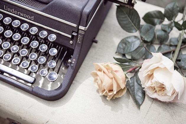 Flower-Filled Woodland Wedding Inspiration | Cristina Rossi Photography | Bridal Musings Wedding Blog 3