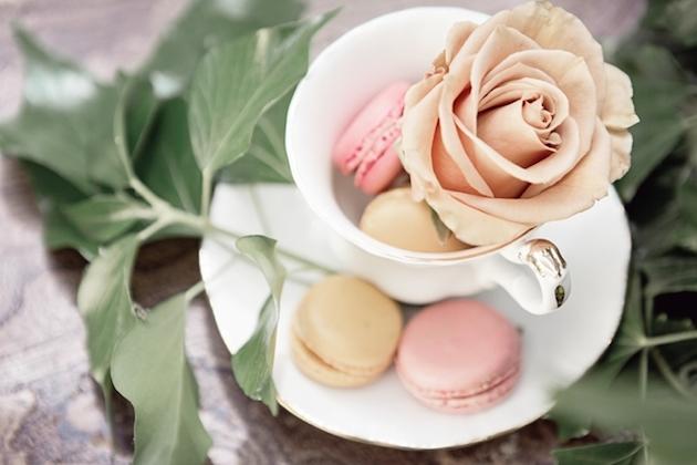 Flower-Filled Woodland Wedding Inspiration | Cristina Rossi Photography | Bridal Musings Wedding Blog 4