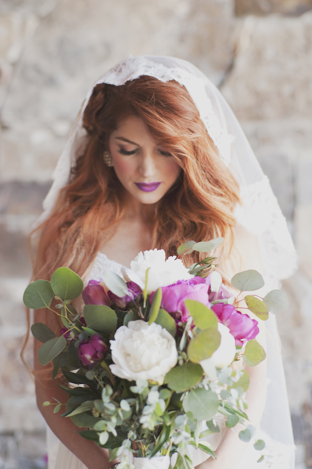Orchid and Watercolour Wedding Inspiration | Ellie Asher Photography | Bridal Musings Wedding Blog 13