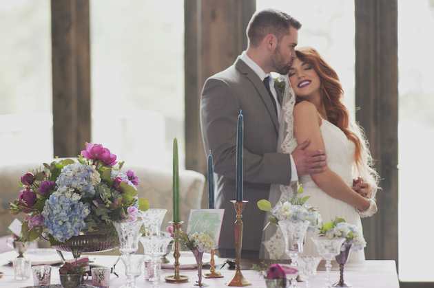 Orchid and Watercolour Wedding Inspiration   Ellie Asher Photography   Bridal Musings Wedding Blog 15