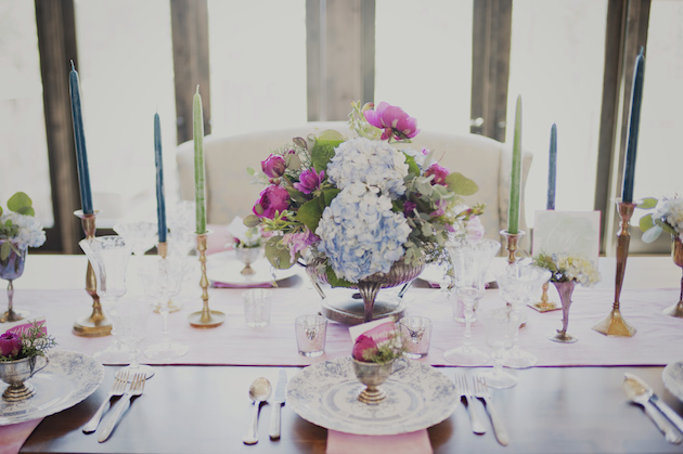 Orchid and Watercolour Wedding Inspiration | Ellie Asher Photography | Bridal Musings Wedding Blog 2