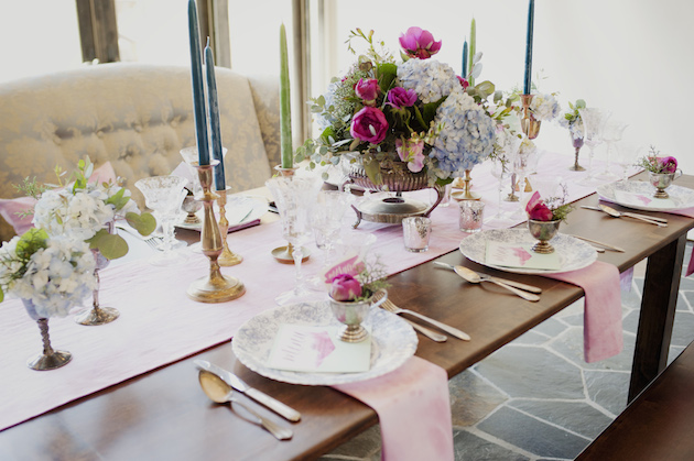 Orchid and Watercolour Wedding Inspiration | Ellie Asher Photography | Bridal Musings Wedding Blog 5