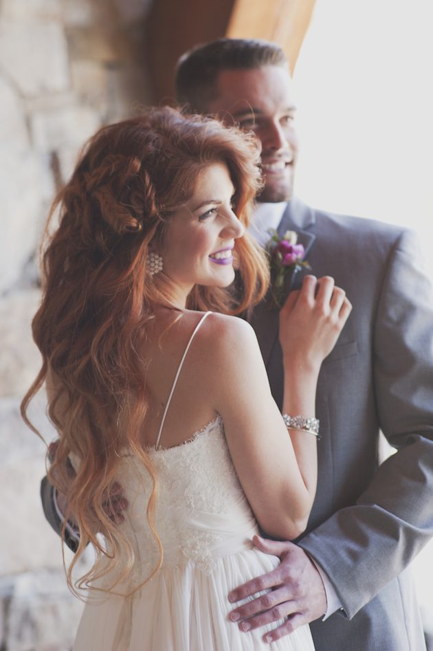 Orchid and Watercolour Wedding Inspiration   Ellie Asher Photography   Bridal Musings Wedding Blog 9