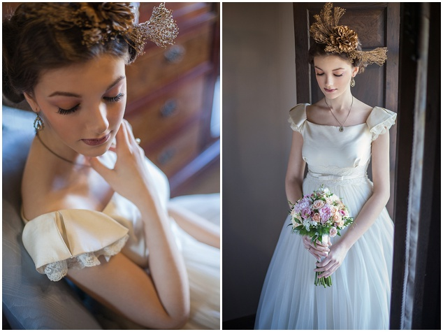 Vintage Spring Wedding Inspiration | Luca Studios | Bridal Musings Wedding Blog 1