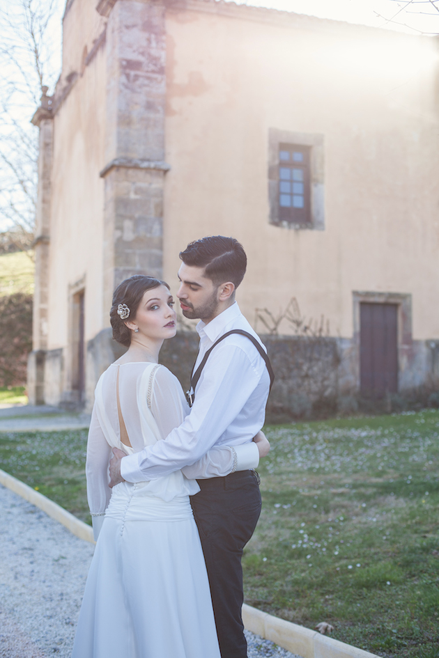 Vintage Spring Wedding Inspiration | Luca Studios | Bridal Musings Wedding Blog 18