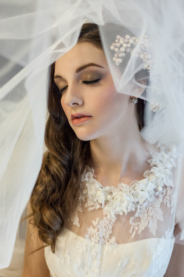 Vintage Spring Wedding Inspiration   Luca Studios   Bridal Musings Wedding Blog 19