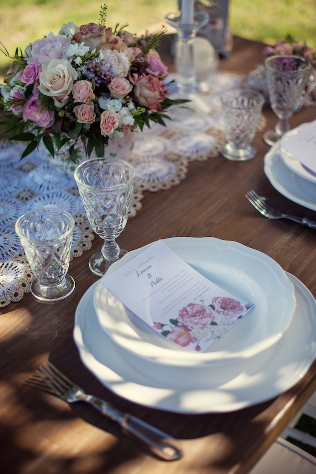 Vintage Spring Wedding Inspiration   Luca Studios   Bridal Musings Wedding Blog 20