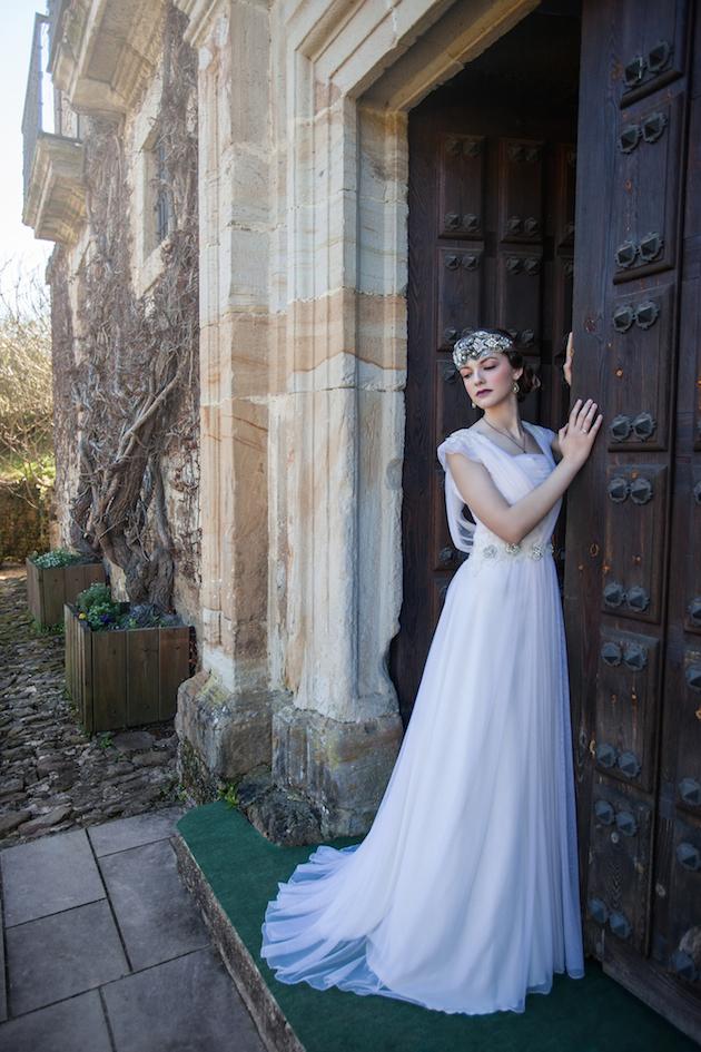 Vintage Spring Wedding Inspiration   Luca Studios   Bridal Musings Wedding Blog 5