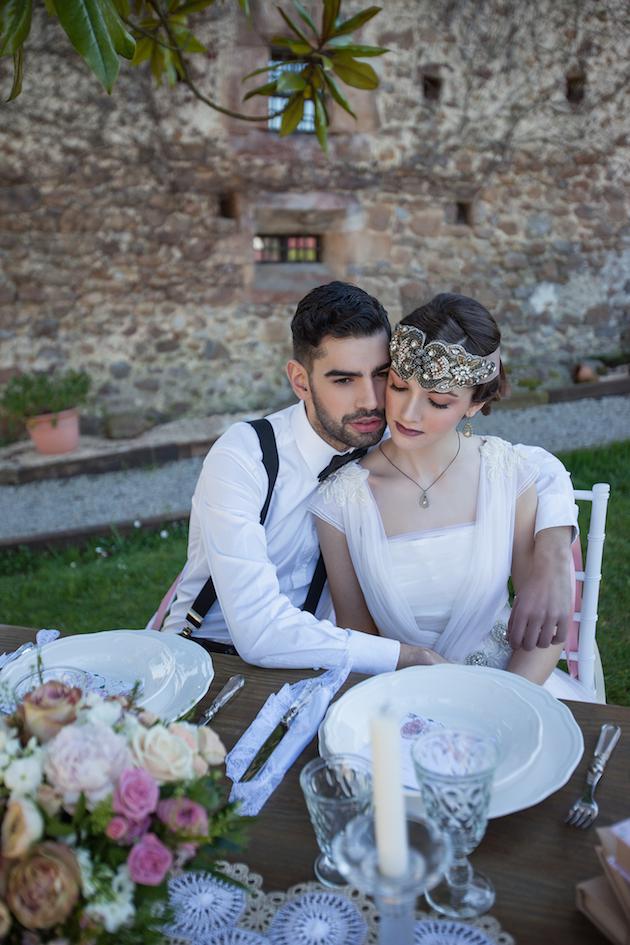 Vintage Spring Wedding Inspiration   Luca Studios   Bridal Musings Wedding Blog 7
