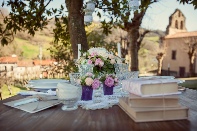 Vintage Spring Wedding Inspiration | Luca Studios | Bridal Musings Wedding Blog 8