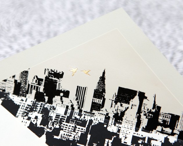 13 Unique Envelope Inserts | Wedding Stationery | Bridal Musings Wedding Blog 7