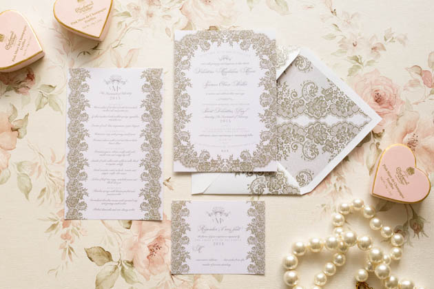 13 Unique Envelope Inserts | Wedding Stationery | Bridal Musings Wedding Blog 9
