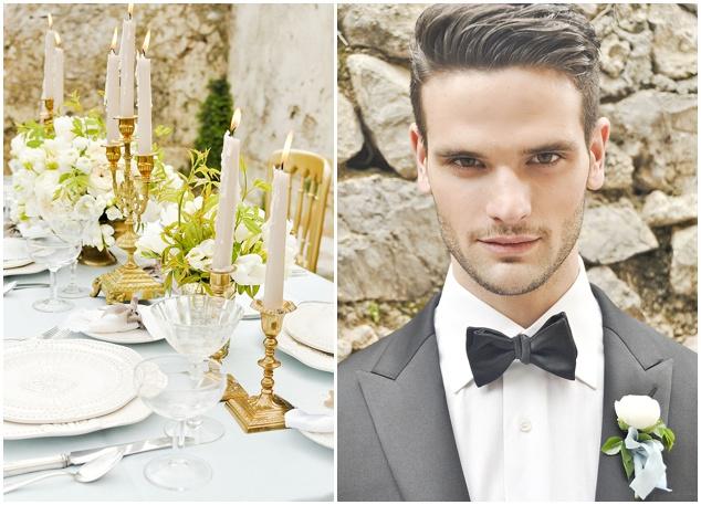 Chic Amalfi Wedding Inspiration | Sarah Love Photography | Bridal Musings Wedding Blog 1