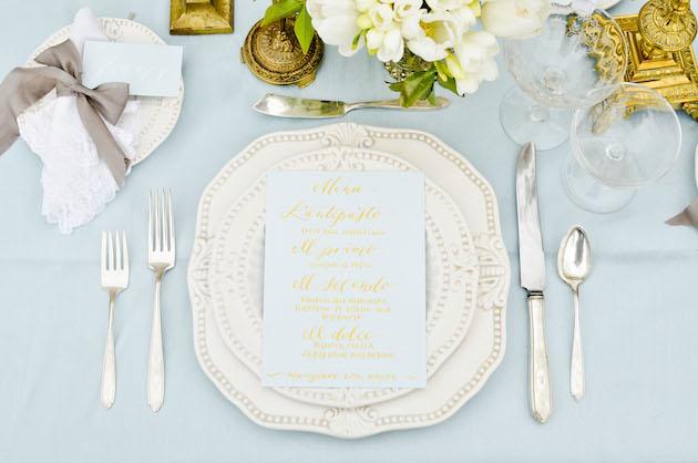 Chic Amalfi Wedding Inspiration | Sarah Love Photography | Bridal Musings Wedding Blog 12