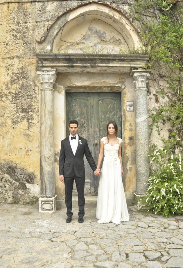 Chic Amalfi Wedding Inspiration | Sarah Love Photography | Bridal Musings Wedding Blog 16