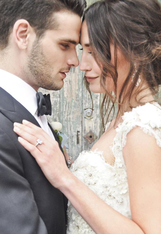 Chic Amalfi Wedding Inspiration | Sarah Love Photography | Bridal Musings Wedding Blog 18